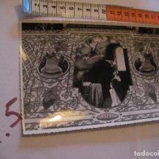 Postales: ANTIGUA FOTO ORIGINAL CORPUS AÑOS 40 - FOTO A.BENITEZ - ENVIO INCLUIDO A ESPAÑA. Lote 107731707