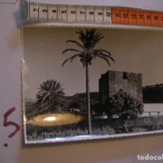Postales: ANTIGUA FOTO ORIGINAL TORRE AÑOS 40 - FOTO A.BENITEZ - ENVIO INCLUIDO A ESPAÑA. Lote 107731763