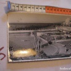 Postales: ANTIGUA FOTO ORIGINAL PISCINAS AÑOS 40 - FOTO A.BENITEZ - ENVIO INCLUIDO A ESPAÑA. Lote 107731775