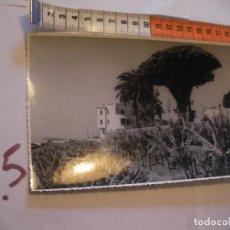 Postales: ANTIGUA FOTO ORIGINAL DRAGO AÑOS 40 - FOTO A.BENITEZ - ENVIO INCLUIDO A ESPAÑA. Lote 107731795