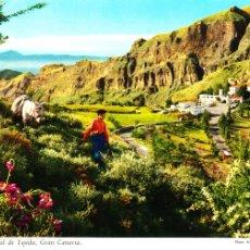 Postales: GRAN CANARIA -PARADOR NACIONAL DE TEJEDA- (JOHN HINDE Nº 2 CT 62) SIN CIRCULAR / P-920. Lote 96109651