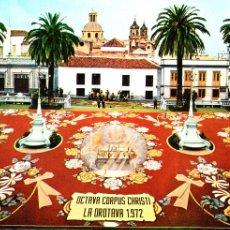 Postales: LA OROTAVA - TENERIFE -FAMOSA ALFOMBRA DE FLORES- (GLOBAL TRADERS Nº 49) SIN CIRCULAR / P-975. Lote 98209527