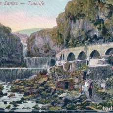 Cartoline: POSTAL TENERIFE - BARRANCO DE SANTOS - 7850 SIN DIVIDIR. Lote 108811027