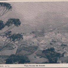 Postales: POSTAL GRAN CANARIA - VISTA PARCIAL DE ARUCAS - FOTO BAENA Nº 6. Lote 108812315