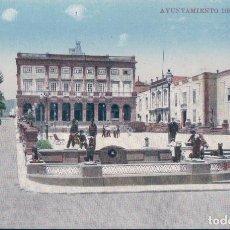 Postales: POSTAL LAS PALMAS - AYUNTAMIENTO DE LAS PALMAS . Lote 108813703