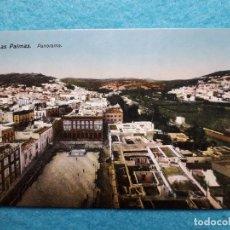 Postales: LAS PALMAS. PANORAMA.. Lote 108828759