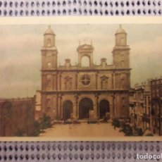 Postales: LAS PALMAS. LA CATEDRAL.. Lote 108997799