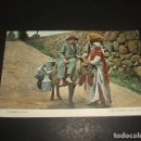 Postales: COSTUMBRES CANARIAS J. PERESTRELLO PHOTO RARA POSTAL. Lote 109579911