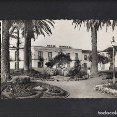 Postales: POSTAL DE TENERIFE. PUERTO DE LA CRUZ. HOTEL MONOPOL. NO CIRCULADA.. Lote 110016131