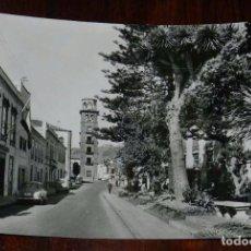 Postales: FOTO POSTAL DE LA LAGUNA, TENERIFE, 1081, PLAZA DE LA CONCEPCION, ED. ARRIBAS, NO CIRCULADA, ESCRITA. Lote 110109699