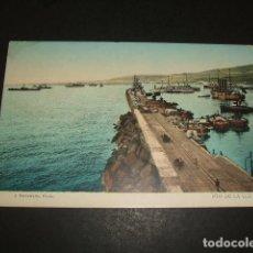 Postales: PUERTO DE LA LUZ TENERIFE VISTA. Lote 110116691
