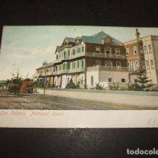 Postales: LAS PALMAS DE GRAN CANARIA METROPOL HOTEL. Lote 110126167
