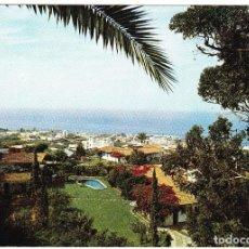 Postales: ISLAS CANARIAS - TENERIFE - PUERTO DE LA CRUZ - VISTA PARCIAL. Lote 111087319