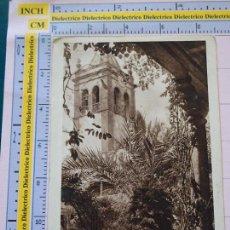 Postales: POSTAL DE TENERIFE. AÑOS 10 30. LA LAGUNA, PATIO DEL INSTITUTO GENERAL Y TÉCNICO. 291. Lote 112616015