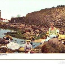 Postales: TENERIFE-LAVANDERAS- AÑO 1900- SIN DIVIDIR. Lote 112758883