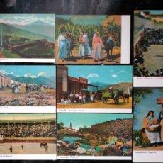 Postales: LOTE DE 8 POSTALES DE TENERIFE. Lote 55346685