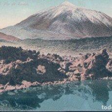 Postales: POSTAL TENERIFE - EL PICO DEL TEIDE . Lote 112860843