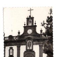 Postales: TEROR.GRAN CANARIA.- N. 312, TEMPLO DE NTRA. SRA. DEL PINO, ED. L. MONTAÑES. Lote 112931635