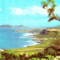 Postales: LAS PALMAS DE GRAN CANARIA -COSTA DE BAÑADEROS- (DIST. EDIT. CANARIA Nº 241) SIN CIRCULAR / P-2315. Lote 112994443