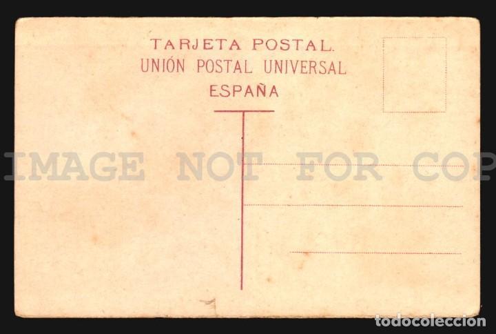 Postales: Las Palmas J. Perestrello Nº3 - Antigua tarjeta postal original de epoca ca 1900 - Foto 2 - 113693295