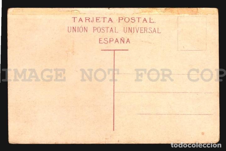Postales: Las Palmas J. Perestrello Nº6 - Antigua tarjeta postal original de epoca ca 1900 - Foto 2 - 113693467