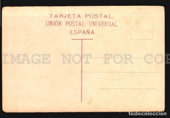 Postales: Las Palmas Santa Catalina J Perestrello Nº25 - Antigua tarjeta postal original de epoca ca 1900 - Foto 2 - 113694651
