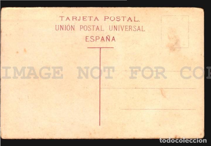 Postales: Las Palmas lavanderas J Perestrello Nº29- Antigua tarjeta postal original de epoca ca 1900 - Foto 2 - 113694831