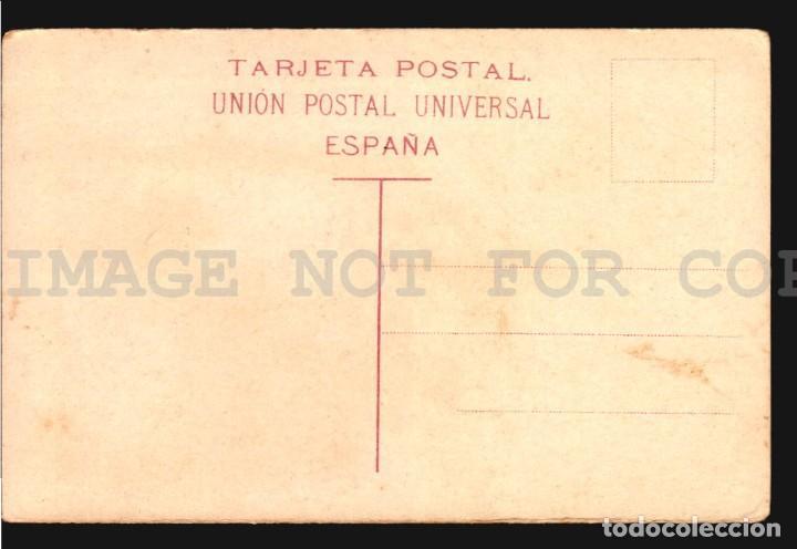 Postales: Las Palmas catedral J Perestrello Nº55- Antigua tarjeta postal original de epoca ca 1900 - Foto 2 - 113695067
