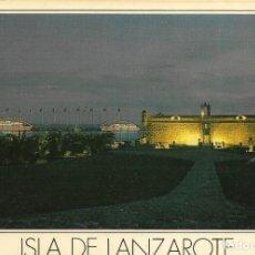 Postales: == C328 - POSTAL - ISLA DE LANZAROTE - CASTILLO DE SAN JOSE. Lote 113700003