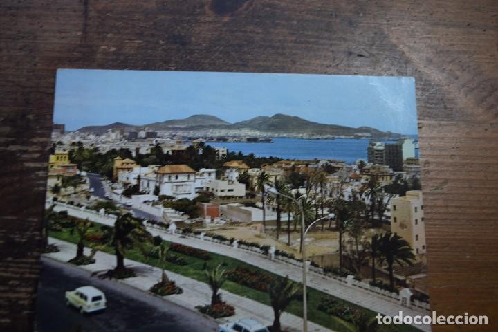 VISTA PARCIAL DE LAS PALMAS DE GRAN CANARIA, EDICIONES ARRIBAS, SIN CIRCULAR (Postales - España - Canarias Moderna (desde 1940))