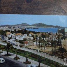 Cartes Postales: VISTA PARCIAL DE LAS PALMAS DE GRAN CANARIA, EDICIONES ARRIBAS, SIN CIRCULAR. Lote 114147603