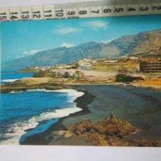Postales: ANTIGUA FOTO POSTAL PUERTO SANTIAGO TENERIFE AÑOS 70-80 PLAYA LA ARENA.. Lote 114285260