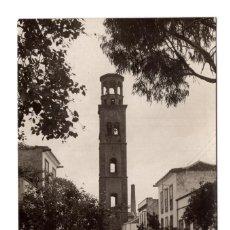 Postales: POSTAL FOTOGRAFICA SANTA CRUZ DE TENERIFE. CALLE DE NORIA Y TORRE CONCEPCIÓN. Nº 16. JG. Lote 114962251