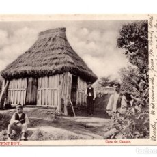Postales: SANTA CRUZ DE TENERIFE, CANARIAS.- CASA DE CAMPO - EDITA BAZAR INGLÉS. Lote 114962815