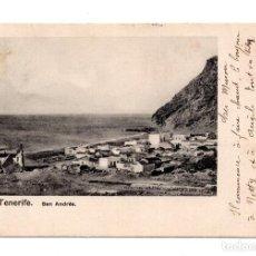 Postales: TENERIFE - SAN ANDRES - NOBREGA´S ENGLISH BAZAR Nº 8099 . Lote 114963351