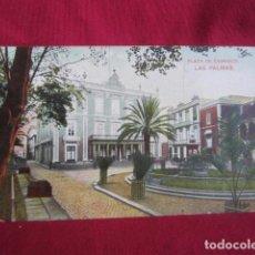 Postales: LAS PALMAS - PLAZA DE CAIRASCO. Lote 115567335