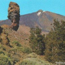 Postales: TENERIFE ISLAS CANARIAS .PICO DEL TEIDE. Lote 115883047