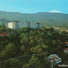 Postales: PUERTO DE LA CRUZ TENERIFE Nº 5 HOTEL TAORO CON EL TEIDE . EDICIONES ANIBARRO. Lote 115884543