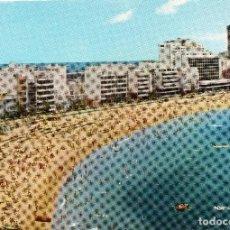 Postales: LAS PALMAS DE GRAN CANARIAS PLAYA DE LAS CANTERAS. Lote 115968035