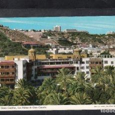 Postales: LAS PALMAS DE GRAN CANARIA. HOTEL SANTA CATALINA. Lote 116063583
