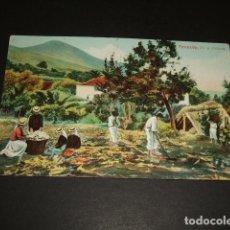 Postales: TENERIFE EN LA VICTORIA. Lote 116208507