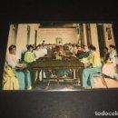 Postales: LAS PALMAS DE GRAN CANARIA TRABAJADORAS DE TABACOS E. FUENTES CIRCULADA A INGLATERRA EN 1910. Lote 116233403