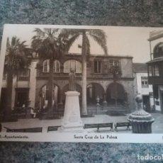 Postales: FOTO POSTAL DE SANTA CRUZ DE LA PALMA AYUNTAMIENTO FTO.J.HERRERA SIN CIRCULAR . Lote 116934135
