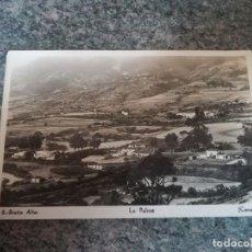 Postales: FOTO POSTAL BREÑA ALTA LA PALMA FTO.J.HERRERA SIN CIRCULAR . Lote 116934383