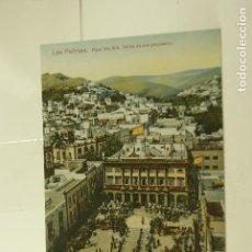 Postales: LAS PALMAS PROCESION COLOREADA . Lote 116959807