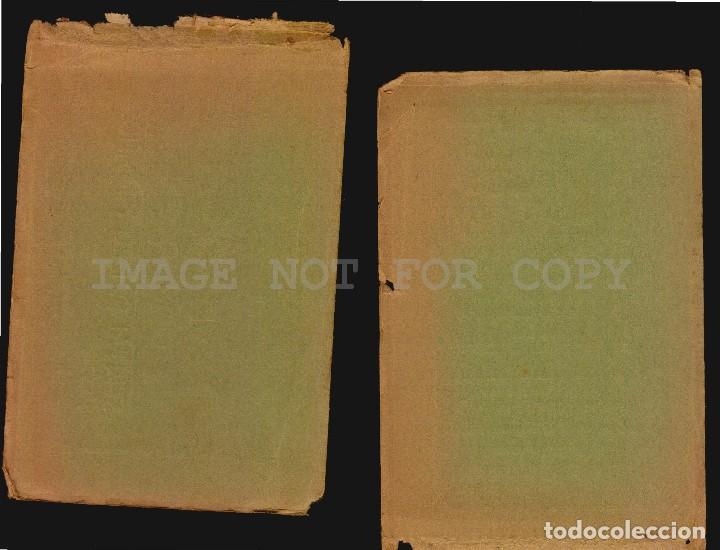 Postales: ARUCAS CARRUAJE CABALLOS LAS PALMAS TARJETA POSTAL FOTOGRAFICA CA1900 Ed. JUAN BONNET - Foto 4 - 117538911