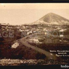 Postales: GALDAR GRAN CANARIA TARJETA POSTAL FOTOGRAFICA CA1900 ED. JUAN BONNET. Lote 117539063