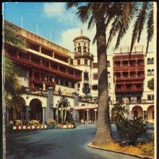 Postales: LAS PALMAS DE GRAN CANARIA.- HOTEL SANTA CATALINA.. Lote 117627671