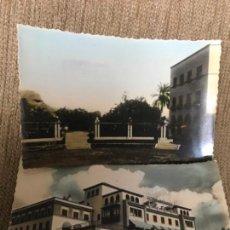 Postales: ANTIGUAS POSTALES SANTA CRUZ TENERIFE HOTEL MENCEY ED ARRIBAS. Lote 119440327