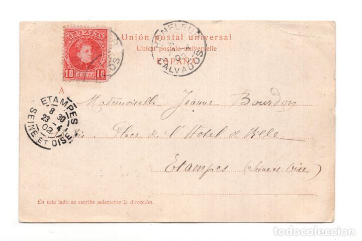 Postales: TENERIFE.- CALLE EN TENERIFE - Foto 2 - 119560123